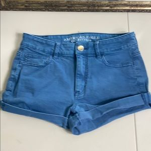 American Eagle High Rise Shortie size 4